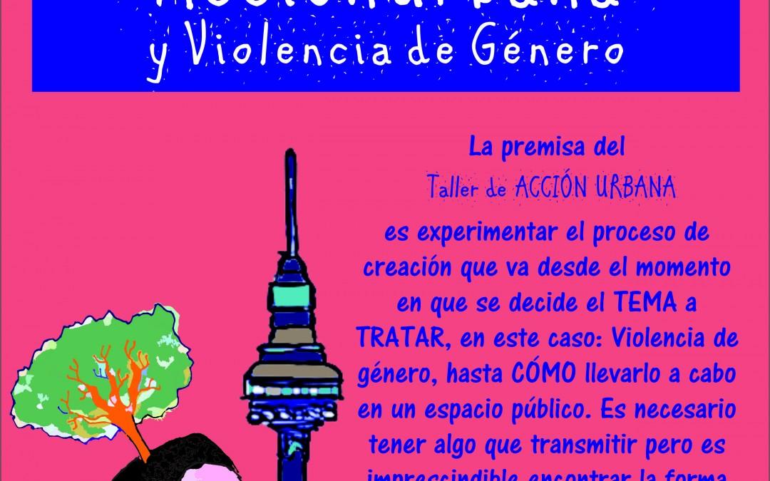 Taller de Acción Urbana y Violencia de Género