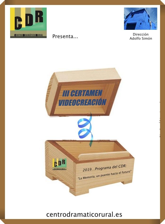 Certamen videocreación 2019. CDR