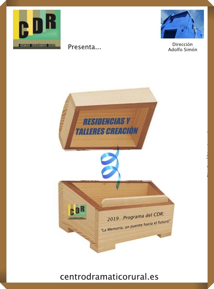 Residencias y talleres 2019. CDR