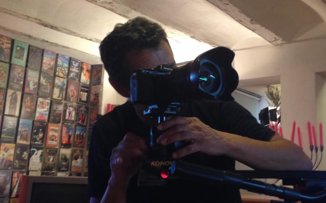 El CDR a través del objetivo de una cámara