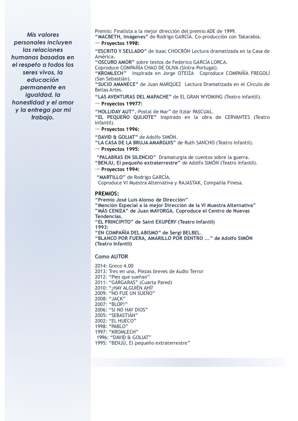 Excepcional Herramientas De Escritura De Curriculum Bandera ...