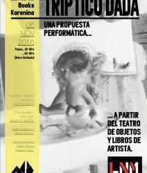 Diario de invierno II: Tríptico Dadá en el Museo Laneomudéjar de Madrid