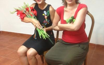 Cuentacuentos en el Teatro Ca' la Celia del CDR de Mira
