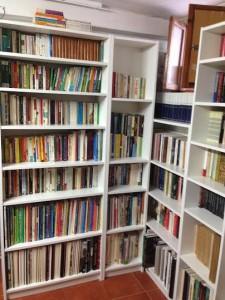 La Biblioteca del CDR a disposición de los Mireños