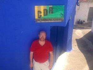 El CDR sigue recibiendo visitas para seguir soñando proyecto