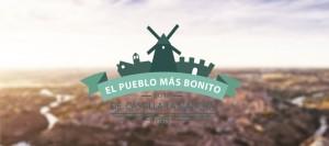 Mira!…el pueblo más bonito de Castilla La Mancha…estamos en la recta final!!!!