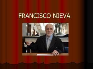 "Convocatoria IV Certamen ""Francisco Nieva"" de Textos breves teatrales: ""Diálogos escénicos – Siglo de Oro/Siglo XXI"""