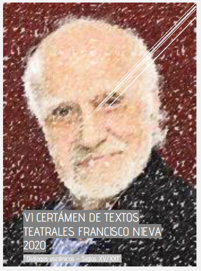 VI Certamen de textos breves teatrales Francisco Nieva, resolución del jurado